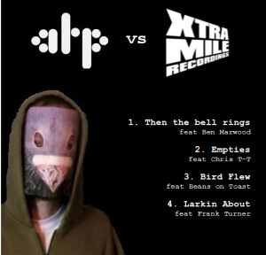 ATP Vs XMR EP Cover